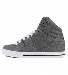 Shoes Teniși Osiris Clone grey/denim