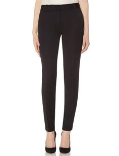 Associate High Waist Trouser Pants from THELIMITED.com