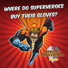 Where Do Superheroes Buy Their Cool Gloves? http://www.amazon.com/gp/product/B00LIDQ7ZU