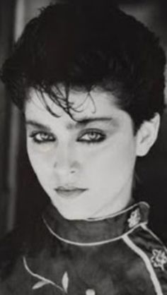 Madonna early yrs