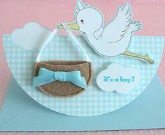 Convites para chá de bebê | Macetes de Mãe