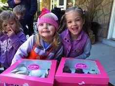 kelly's bake shoppe  enjoying gluten free vegan cupcakes!!