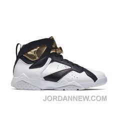 http://www.jordannew.com/authentic-725093140-air-jordan-7-retro-cc-white-metallic-goldblack-discount.html AUTHENTIC 725093-140 AIR JORDAN 7 RETRO C&C WHITE/METALLIC GOLD-BLACK CHEAP TO BUY Only $169.00 , Free Shipping!