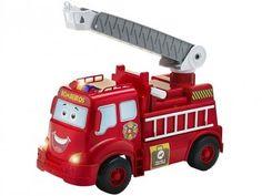 Caminhão Bombeiros em Ação Faz de Conta - Calesita com as melhores condições você encontra no Magazine Familier. Confira!