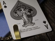 Theory 11 - Tycoon Playing Cards on Behance