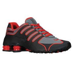 Nike Shox Brown Leather