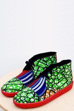 "Maria McCloy ""Vusi"" ~African fashion, Ankara, kitenge, African women dresses, African prints, African men's fashion, Nigerian style, Ghanaian fashion ~DKK"