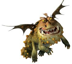 Gronkle, from How to Train Your Dragon