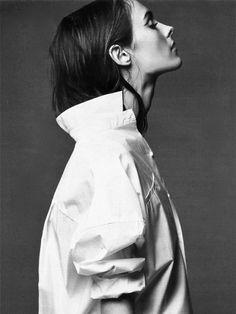 MINIMAL + CLASSIC: #white #shirt