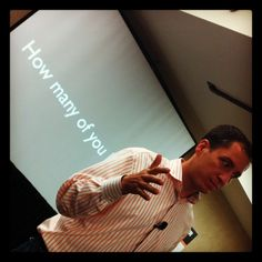 Pinned #gotoexplore speaker @djwaldow - more Tips n Trends from event available on SME soon.