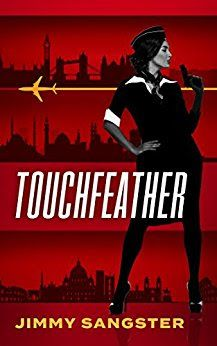 Pam's Book Reviews: Touchfeather (A Touchfeather Thriller Book 1) by J...