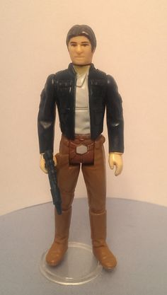 Star Wars Vintage Toy HAN SOLO Bespin Outfit by VINTAGETOYLAND.COM