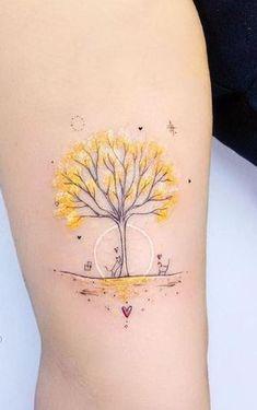 Tatuajes De Acuarela Para Mujeres 3 Tatuajes Tattoos Watercolor
