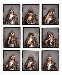 Kurt Cobain The Last Session Buch Jesse Frohman | Interview