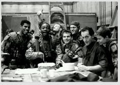 Cast of Aliens