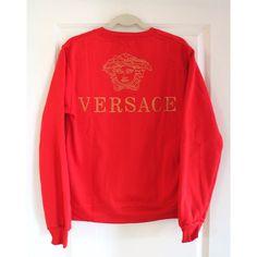 www.bullionheaven.bigcartel.com #versace #versacehoodie #versaceclothing #versaceversace #versacevintage #medusa #vintage