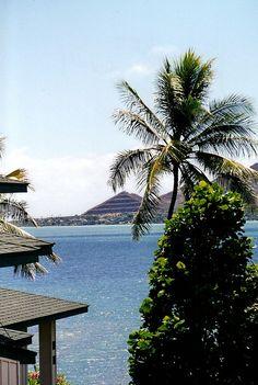 Beautiful Hawaii...