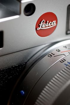 #Leica #Logo #embossed
