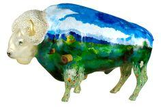 Name: Dakota Dream  Artist: Carrie Jean Ness-Savageau Location: University of Mary (inside)  1351 Page Drive, Fargo, ND