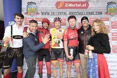 das Mountainbikerennen in Tirol Bike Challenge, Challenges, You're Welcome
