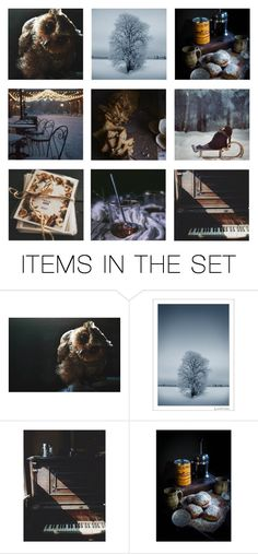"""""""winter is coming.."""" by annalisa-niamhj ❤ liked on Polyvore featuring art"""