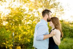 country engagement photos // Jessica Lauren Photography