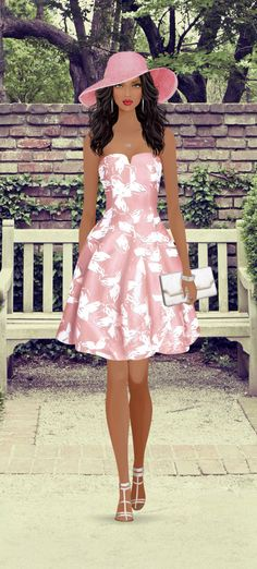 Covet Fashion Game Modern Day Little Bo Peep