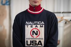 Can Lil Yachty actually make Nautica come back? We took a look at the 90s sportswear label's FW17 line at New York Fashion Week: Men's to decide.