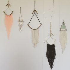 Wallhangings by Janelle Gramling