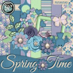 › Spring Time Kit