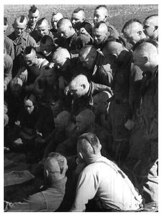 #TBT ...... U.S. Paratroopers with Mohawks - World War II