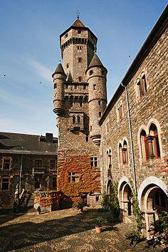 Berfried Castle ~ Herbst ~ Germany