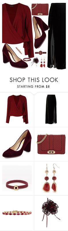 """Chic Style"" by fsjamazon ❤ liked on Polyvore featuring Boohoo, Banana Republic, Rebecca Minkoff, Max&Co., New Directions, Clips and Skagen"