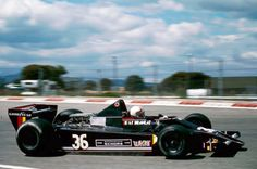 Gianfranco Brancatelli, Kauhsen-Ford WK, 1979 Spanish GP, Jarama