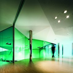 EspaiCaixa In Girona Might Be The Greenest Building Ever