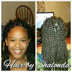 Crochet Box Braids Canada : Small box braids, Small boxes and Box braids on Pinterest