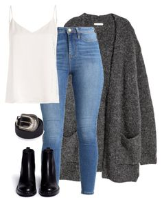 """#269"" by mintgreenb on Polyvore featuring H&M, Miss Selfridge, L'Agence, Topshop and Ash"