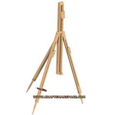 wood tripod plans free | download complete plan folding tripod easel plan pdf 4 38mb 44 pages