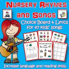 Nursery Rhymes and S
