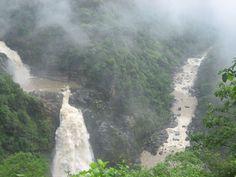 Magod Falls, Karnataka, India
