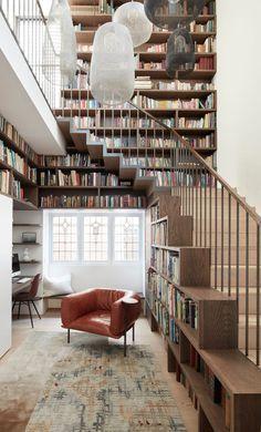 Texture Architecture, Plans Architecture, Interior Architecture, Interior Design, Small Study Area, Study Areas, Luigi, Casa Cook, Journal Du Design