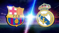 Absolutely the Greatest Football match. EL CLASSICO