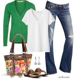 """Heading to the Grocery Store"" by archimedes16 on Polyvore"