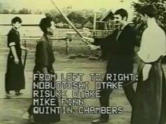 Katori Shinto Ryu documentary from 1968 - YouTube