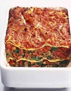 Lasagnes - Elle à Table