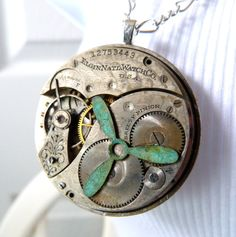 Steam Punk Necklace