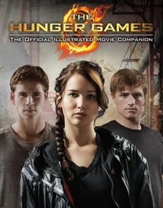 The Hunger Games: Official Illustrated Movie Companion...not sure why I would need this, but I want it!