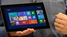 Microsoft made a big announcement this week. Introducing the Surface tablet! With a keyboard, stylish size, and new technology SmartGlass, some folks are saying it might be better than the iPad.    What do you think is the best feature of this new gadget? Do you think it's better than the iPad?