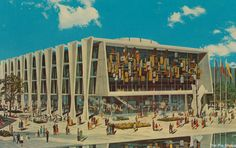 Hall of Education - New York World's Fair 1964-65