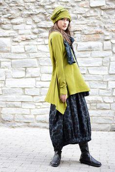 Shown w/ Positano Skirt, Tokyo Hat and Tokyo Scarf